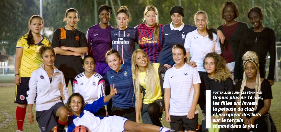 banniere foot feminin photo DR2